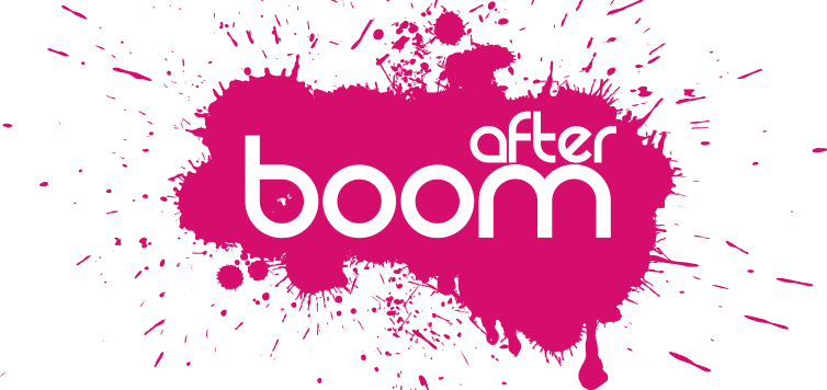 Logo After boom